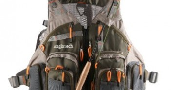 Anglatech Mesh Fly Fishing Vest