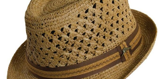 Tommy B Raffia Hat