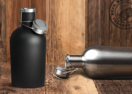 The Growler That's a Personal Keg