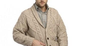 West End Marino wool sweater