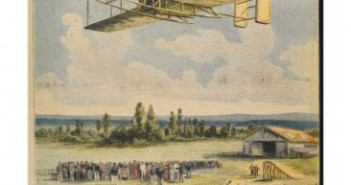 Wright Brothers Painting